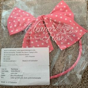 Eleanor Rose Bea Headband